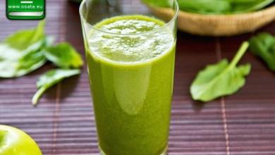 Рецепта как да приготвим смути с авокадо, краставица и магданоз