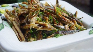 Чироз от черноморски сафрид и зарган