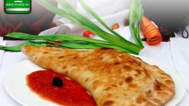 Рецепта как да приготвим пица калцоне с рикота и моцарела