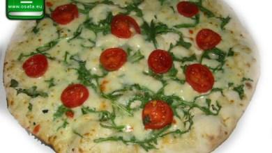 """Рецепта как да приготвим пица """"бианко неве"""""""