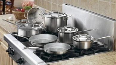 Кухненските съдове от инокс са едни от най-безопасните