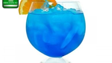 """Рецепта за коктейл """"синя луна"""" (blue moon)"""