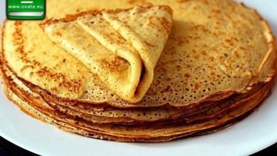 Рецепта за класически палачинки