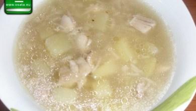 Рецепта за бистра пилешка супа за душата