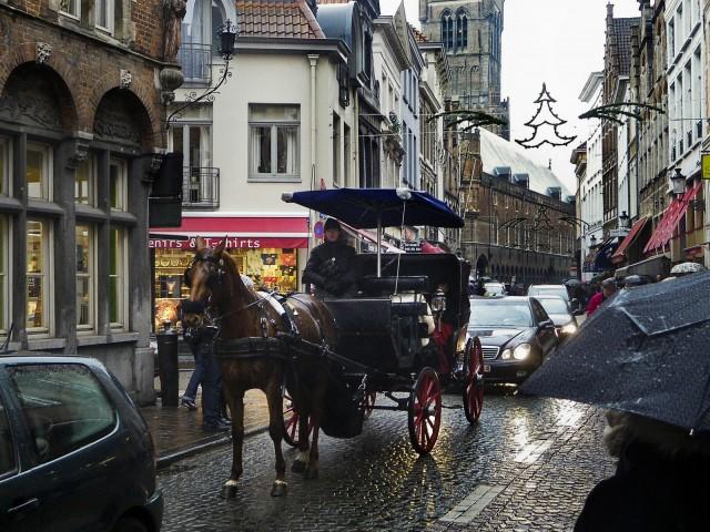 На почивка в Белгия - Брюж