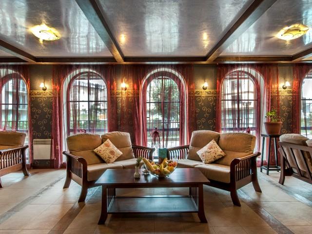 Гранд Рояле Хотел & SPA-Банско фоайе