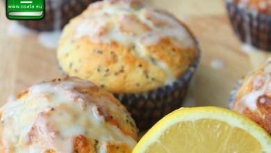 Рецепта за лимонови мъфини със семена от чиа