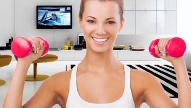 Фитнес упражнения за гръб и рамо. Упражнения за бицепс и трицепс