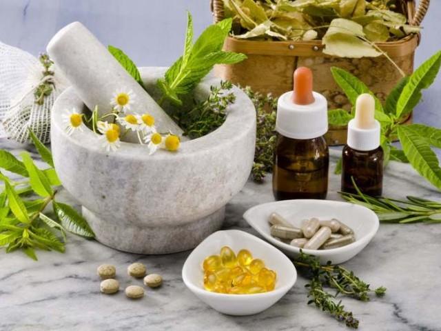Народна и алтернативна медицина