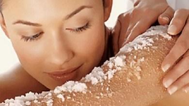 Как да премахнем целулита с морска сол