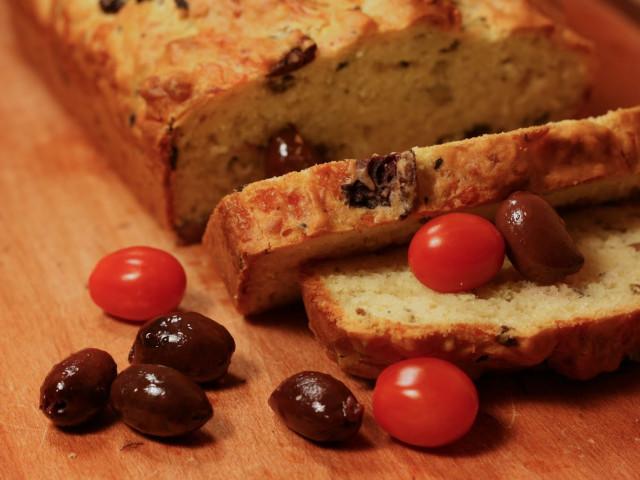 Рецепти за Солен кекс