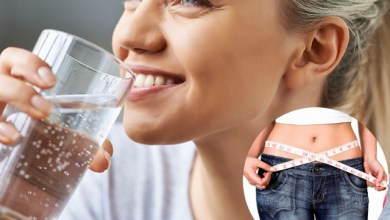 Еднодневна диета само с пиене на вода