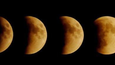 Лунен календар с фазите на луната за 2022 година