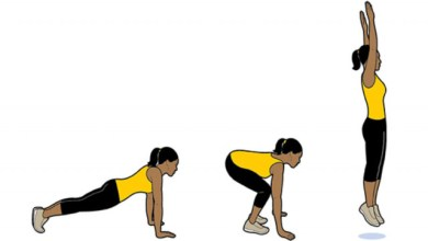 Кардио фитнес у фома