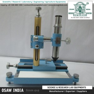OSAW Scientific and Research Equipment