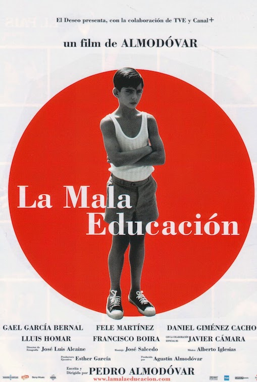 la-mala-educacion-spanish-poster