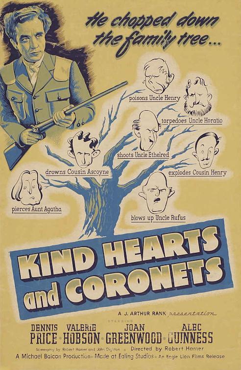 kind hearts and coronets