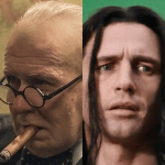 Oldman (Darkest Hour) & Franco (The Disaster Artist)