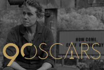 Oscar Rehberi '17: En İyi Kadın Oyuncu