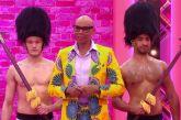 Keyfî Drag Race UK Tekrarı 1x01