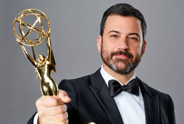 Emmy'nin sunucusu yine Jimmy Kimmel olacak