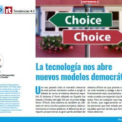 Oscar Lage Tecnología modelos democráticos