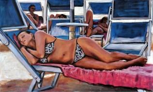 Acrilico su tela, cm.60x100, 2012