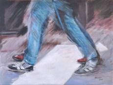 Insieme, Acrylic on canvas, cm.60x80, 2010 ■