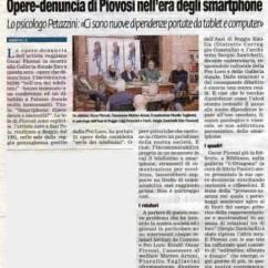 Prima Pagina Reggio