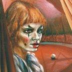 IL GIOCO, Oil on canvas, cm 70×50, 1976 ■