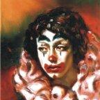 PENSIERO, Oil on canvas, cm 70X50, 1977 ■