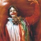 RICORDANDO FIRENZE, Oil on canvas, cm 60×40, 1980 ■