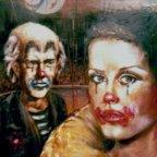 TRIANGOLO, Oil on canvas, cm 100×80, 1975 ■
