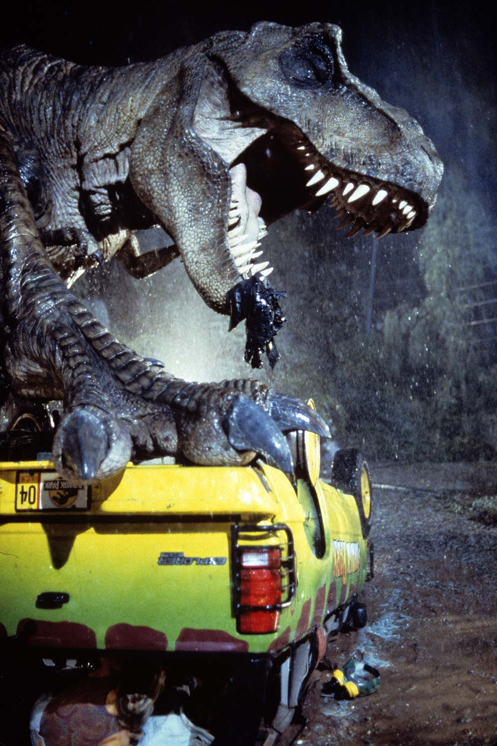 Jurassic Park Academy Of Motion Picture