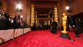 Oscars Red Carpet Pre-Show Live