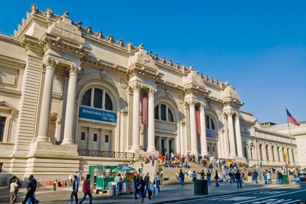 Lgbt Tour Of Metropolitan Museum - Oscar Wilde Tours