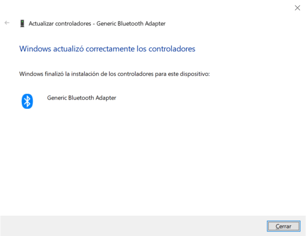 administrador de dispositivos windows 10