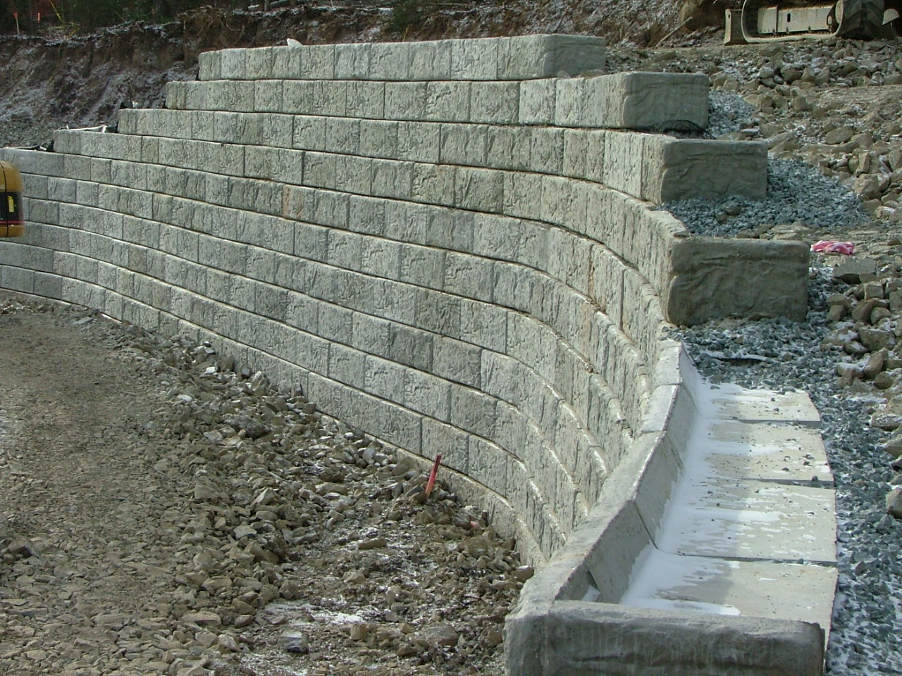 How To Design Retaining Wall Concrete | TcWorks.Org