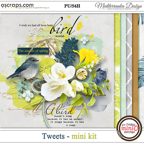 Tweets (Mini kit)