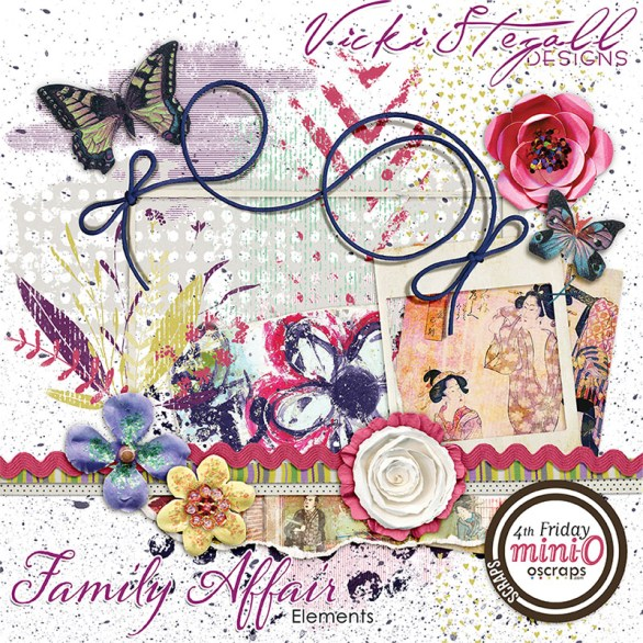 digital artsy journal kit