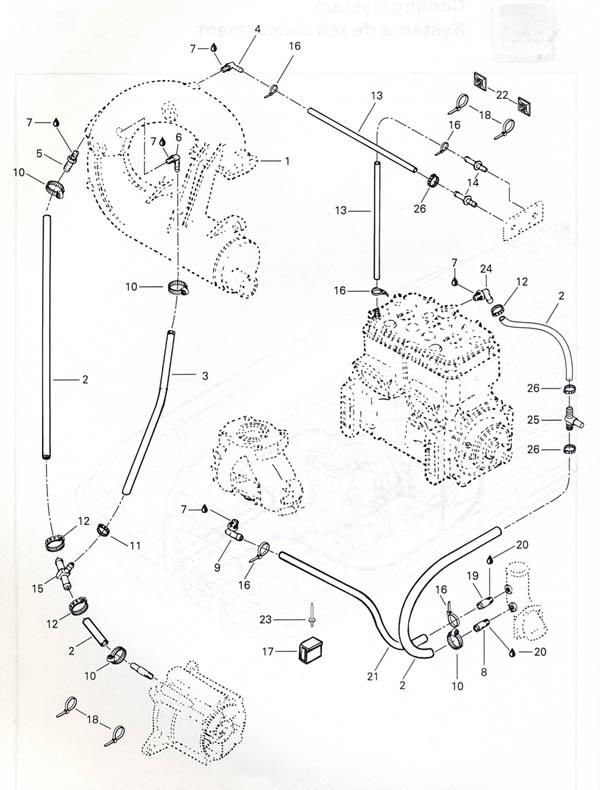 1998 sea doo engine diagram