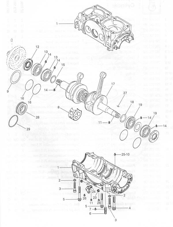 1993 SP SPX SPI : SEA DOO Yamaha Kawasaki Polaris Parts