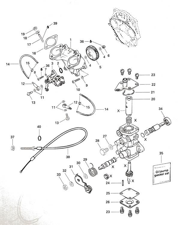 1988 Seadoo Xp Wiring Diagram Seadoo Speedster Wiring