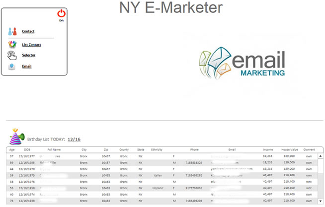 E-Marketing Emailing from Filemaker Pro for Mac and Windows