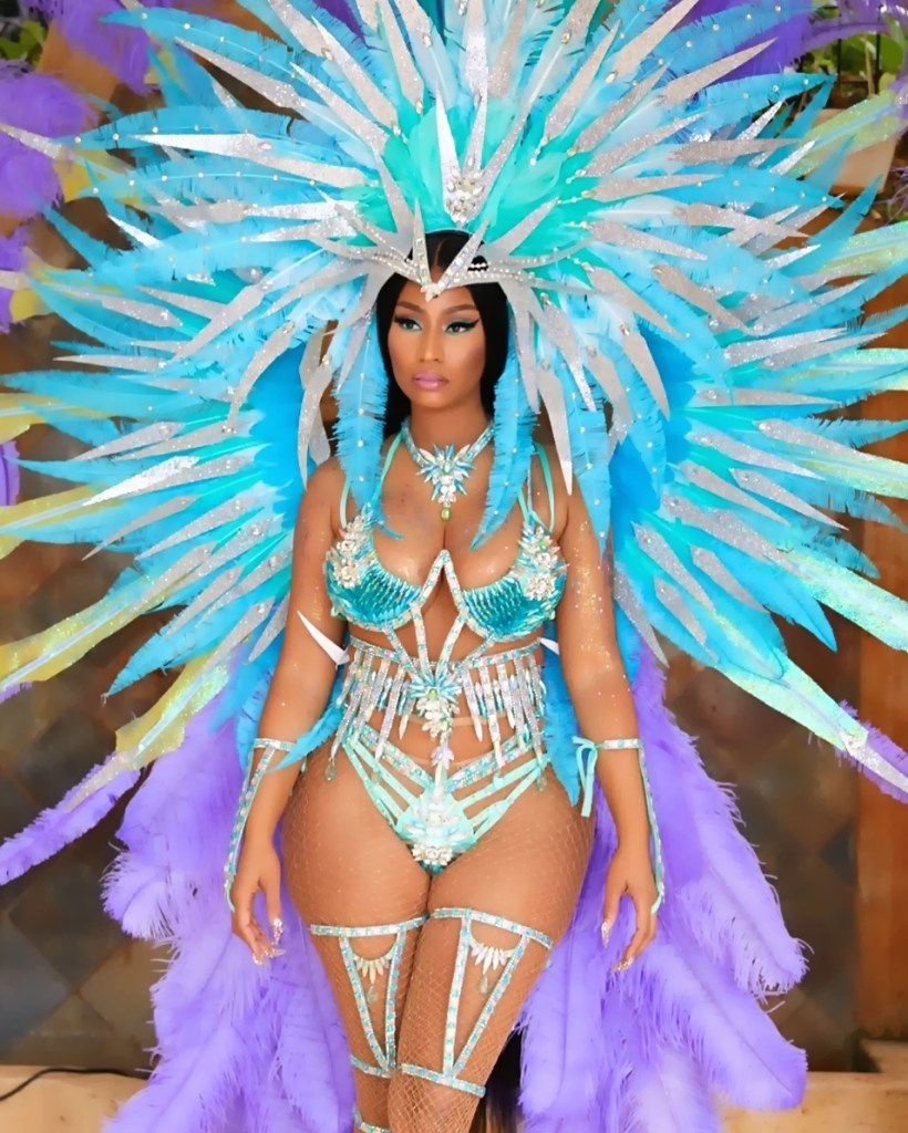 Nicki Minaj And Hubby In Trouble In Trinidad And Tobago