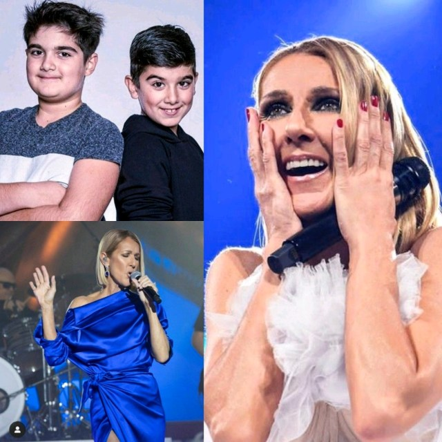 The Likelihood Of Celine Dion's Twins, Becoming Entertainers Is Not Known Yet