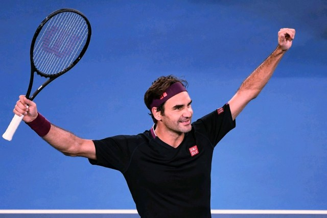 Roger Federer Tops List of World's Highest-Paid Athletes In Latest Ranking