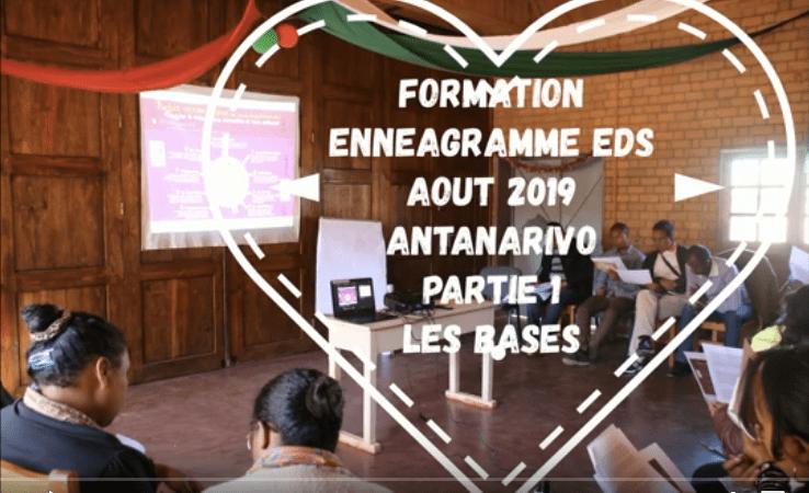 Formation enneagramme à Madagascar