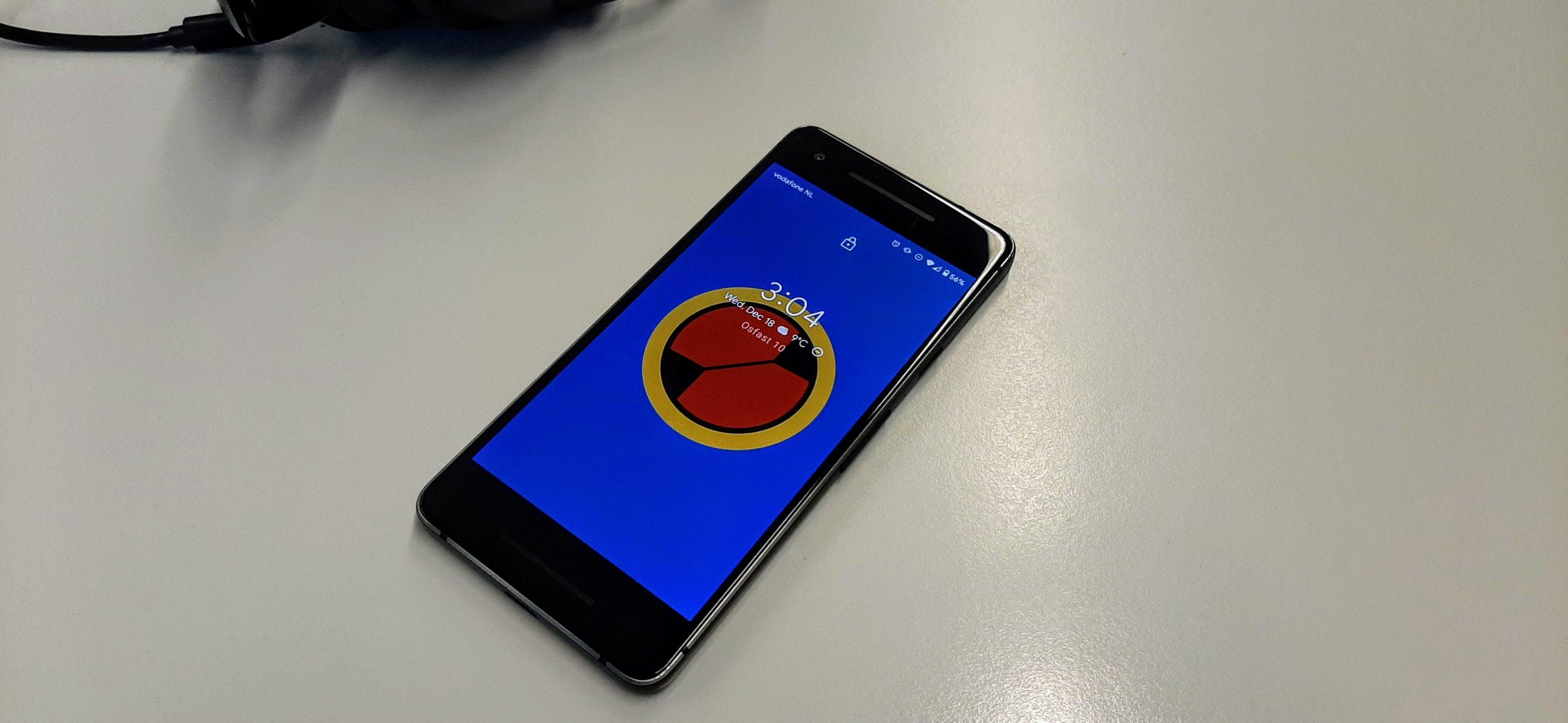 Google Pixel 2 Osfast