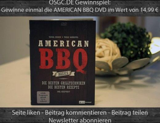 American BBQ DVD